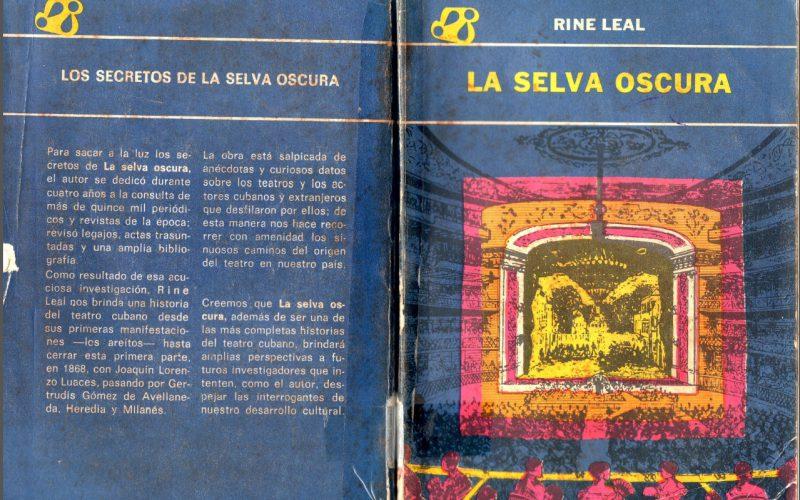 Reportes de una construcción en el Teatro Cubano