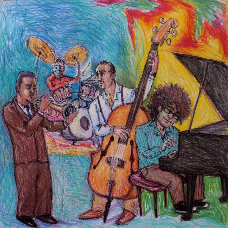 Todo listo para el Jazz Plaza http://www.havanatimes.org/?p=121710