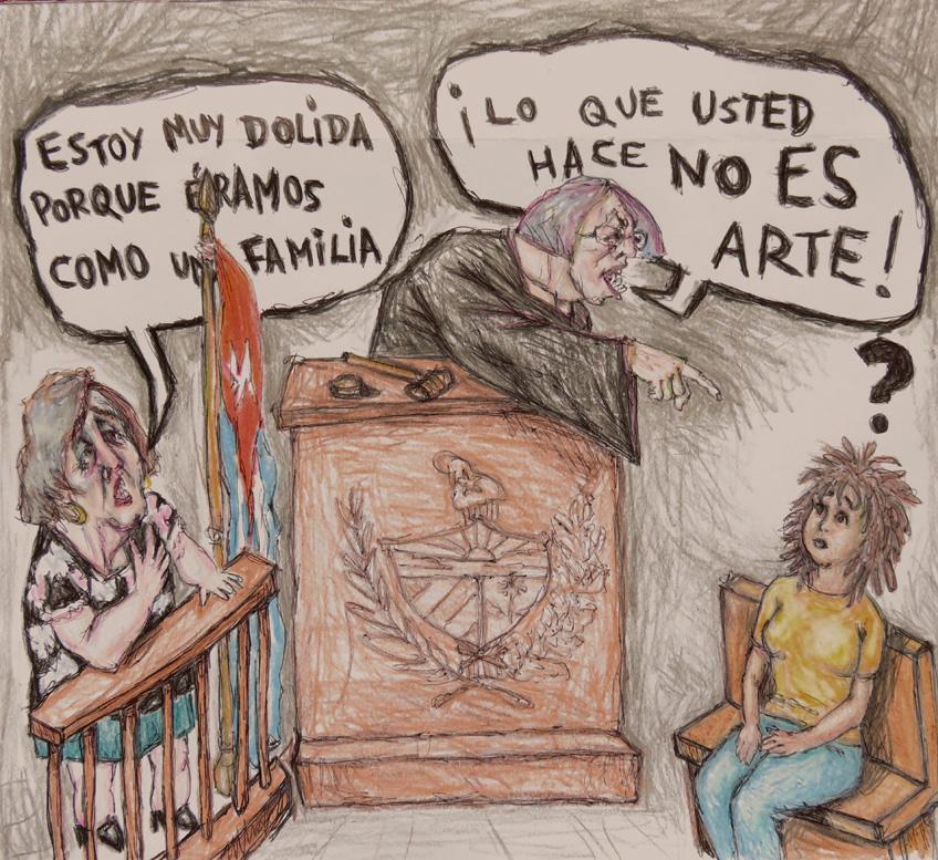 Órgano de Justicia Laboral declara 'Sin Lugar' mi apelación http://www.havanatimes.org/sp/?p=117811