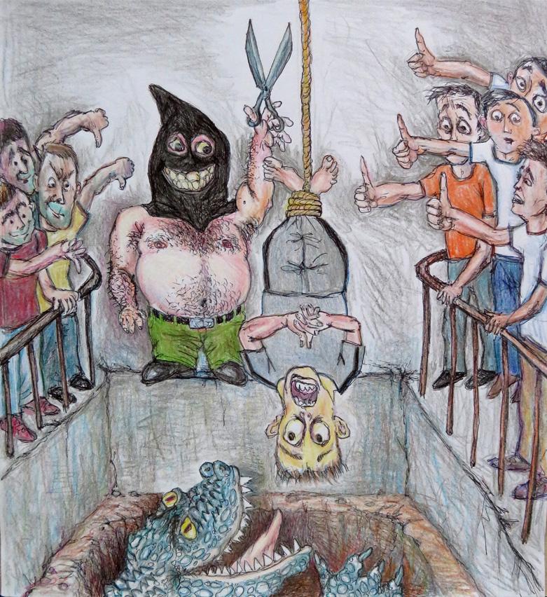 ¿Qué opinan los cubanos sobre la pena de muerte? http://www.havanatimes.org/sp/?p=117213