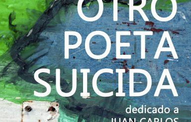 """Jornada – homenaje """"Otro Poeta Suicida"""""""