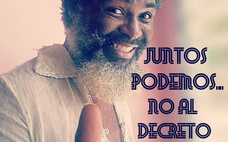 Artistas Cubanos en contra del Decreto 349