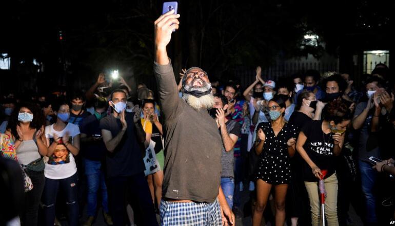#27N en Cuba. Memorias de una protesta pública II